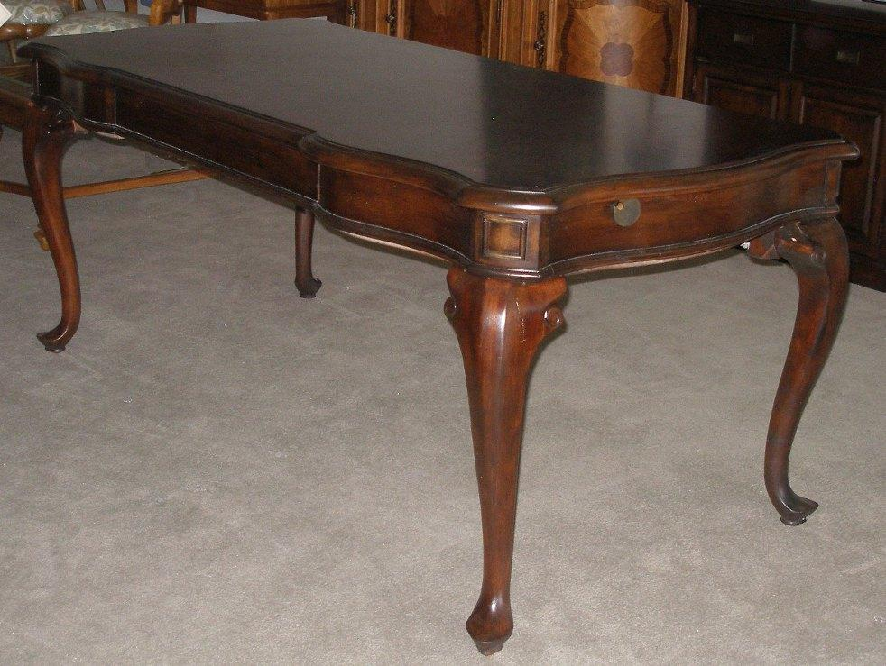 thomasville furniture hills of tuscany writing desk home office free