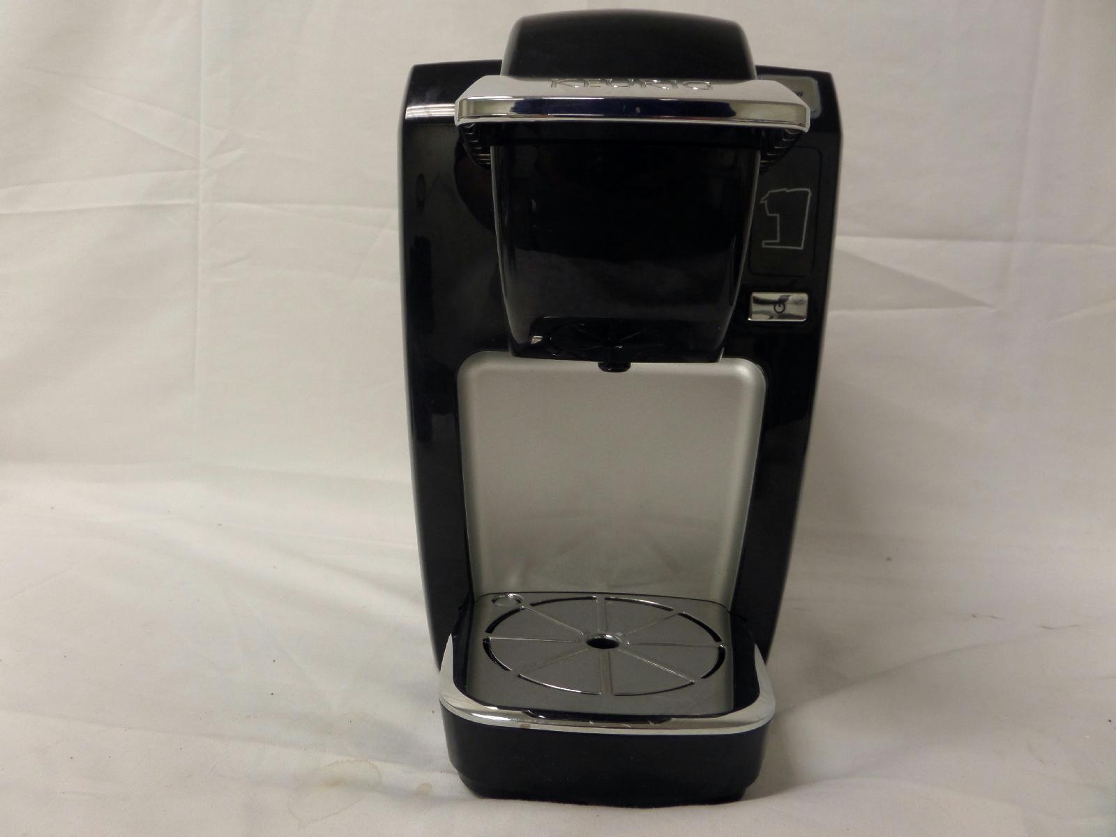 Keurig B31 Coffee Maker Mini Plus Brewing System Black eBay