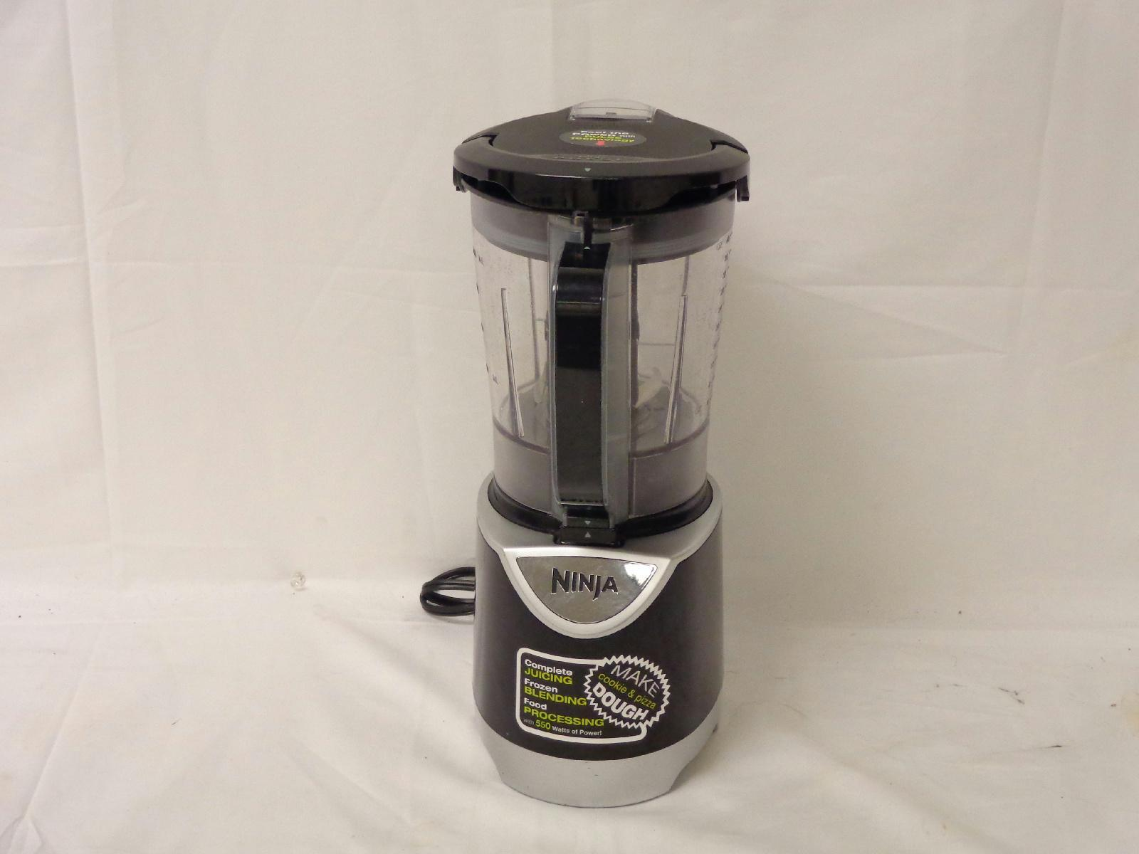 Ninja Kitchen System Pulse BL201-30 Blender Juicer Mixer