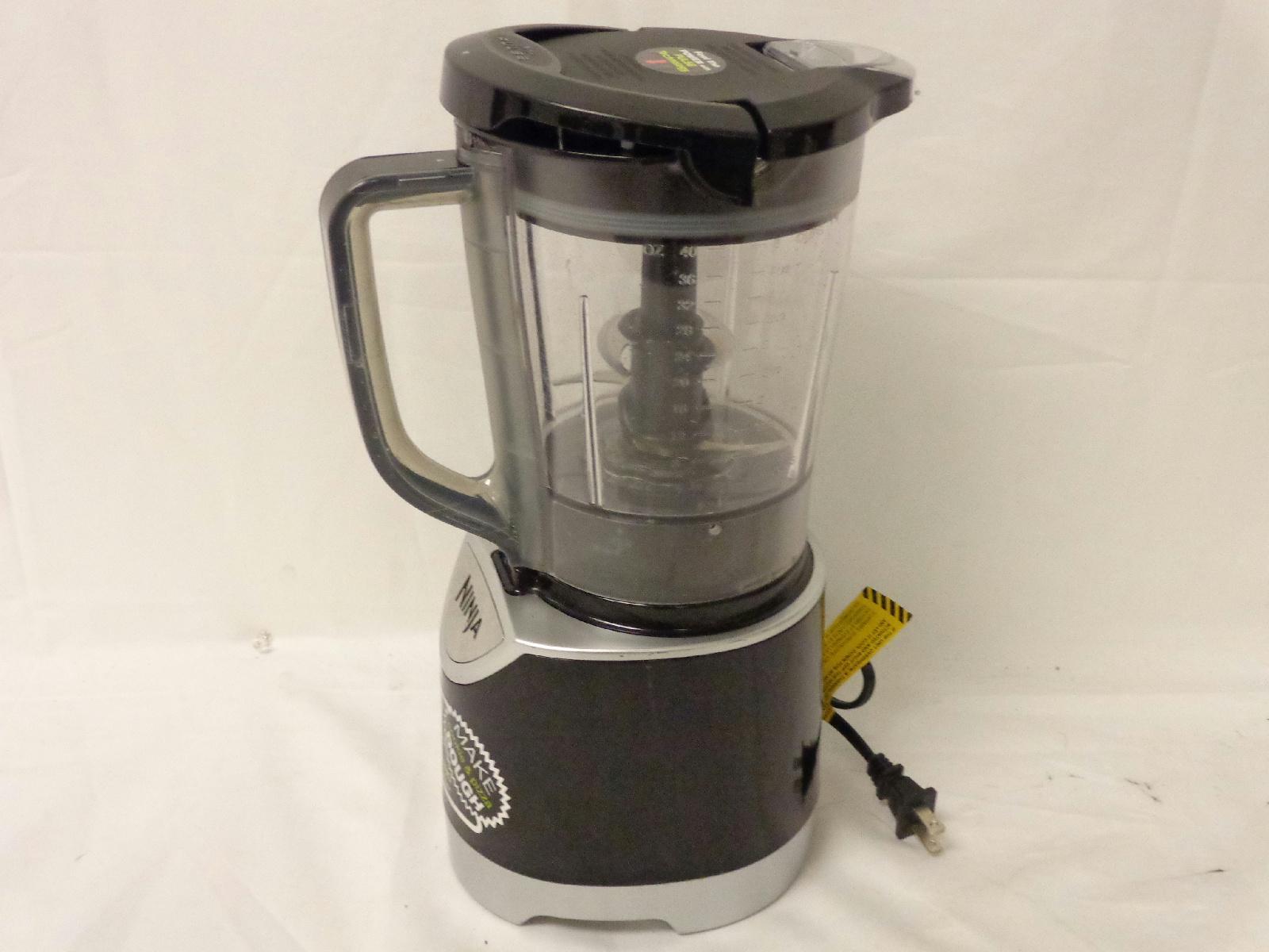 Ninja Kitchen System Pulse Bl201 30 Blender Juicer Mixer Processor Black Ebay