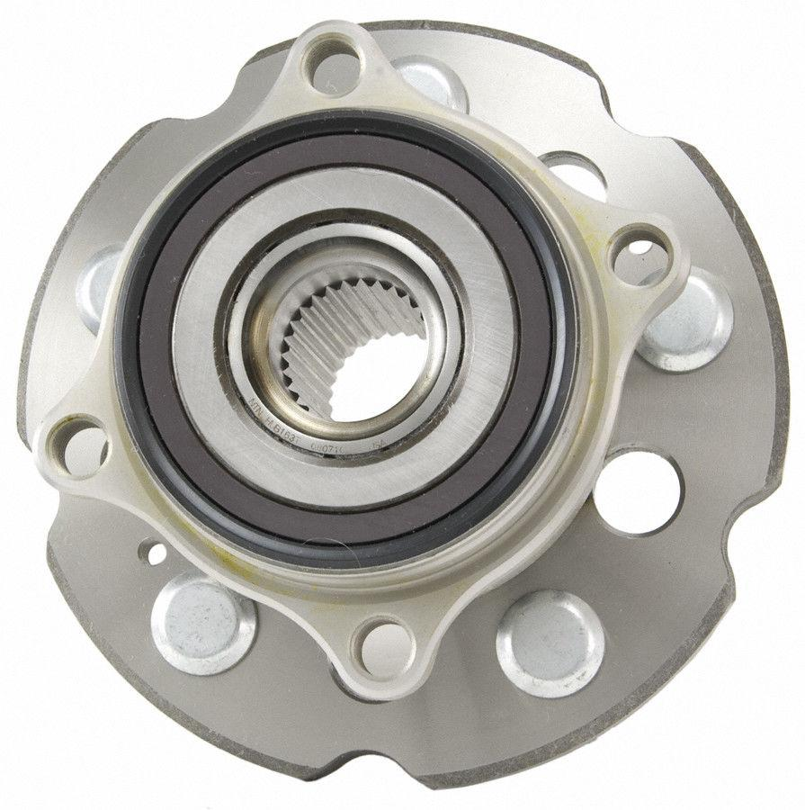 EX, LX Note: AWD 2003 fits Honda Pilot Front Wheel Bearing - One Bearing Included with Two Years Warranty