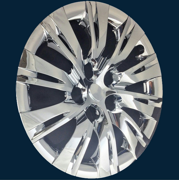 12 Wheel Covers : Toyota camry quot chrome upgrade hubcaps wheel