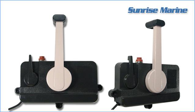 yamaha mechanical 701 side mount remote control box 701 48102 51 00 left side ebay. Black Bedroom Furniture Sets. Home Design Ideas