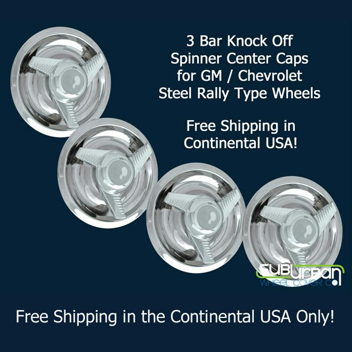 Caps Wheel Knock Center 6