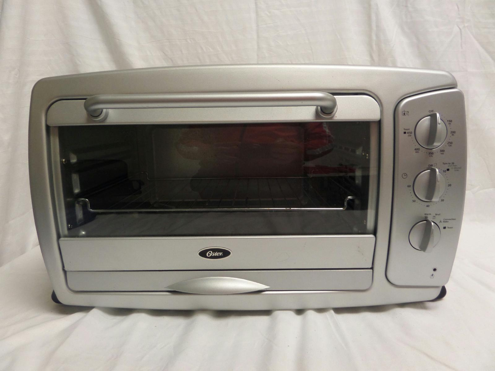Oven Toaster: Manual For Oster Toaster Oven