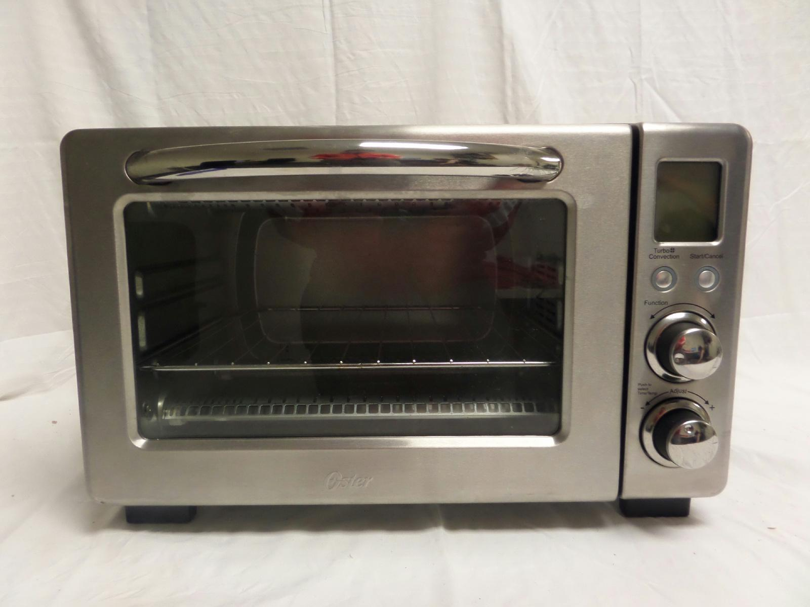 Countertop Toaster Oven : ... about Oster TSSTTVDG01-A Digital Countertop Toaster Ovens Silver