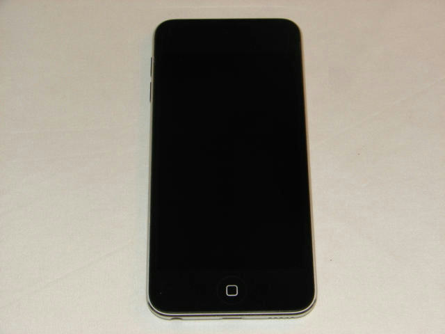Ipod Touch 5th Generation Black And Silver