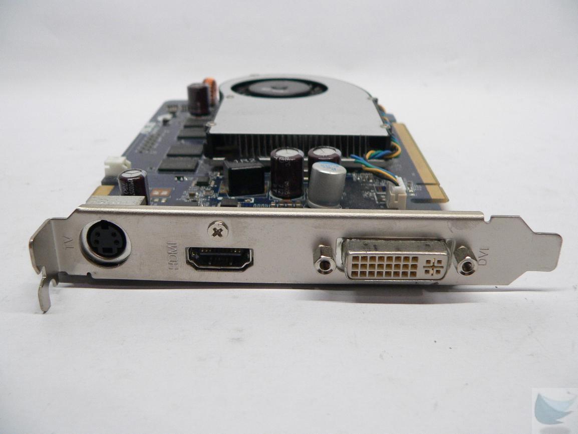 asus geforce 8500gt 5189-2509 256mb pci-e dvi hdmi video card