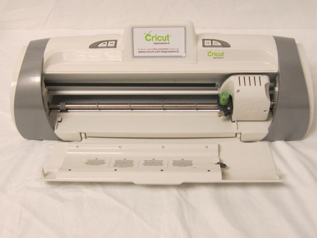 cricut expression 2 machine