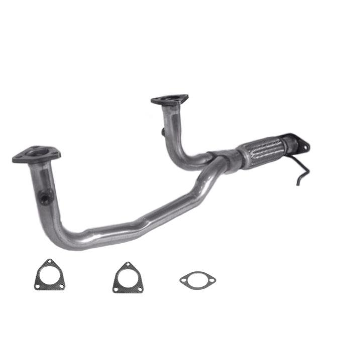 626 mx6 626 2 5l engine y exhaust flex pipe ref  9816