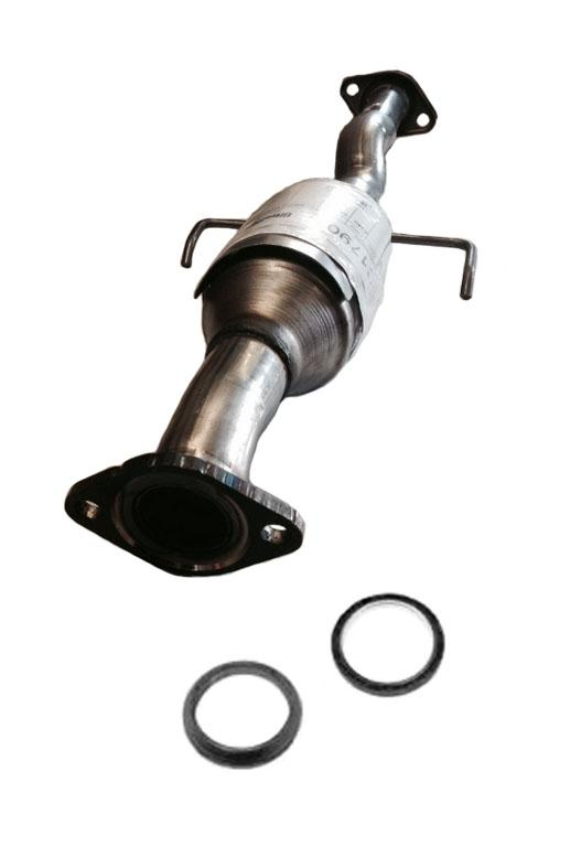 Mazda Protege 20l 20022003 Rear Catalytic Converter With Gaskets: 2002 Mazda Protege5 Catalytic Converter At Woreks.co