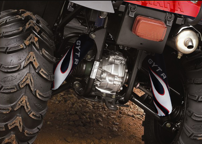 Yamaha Grizzly  Shock Covers