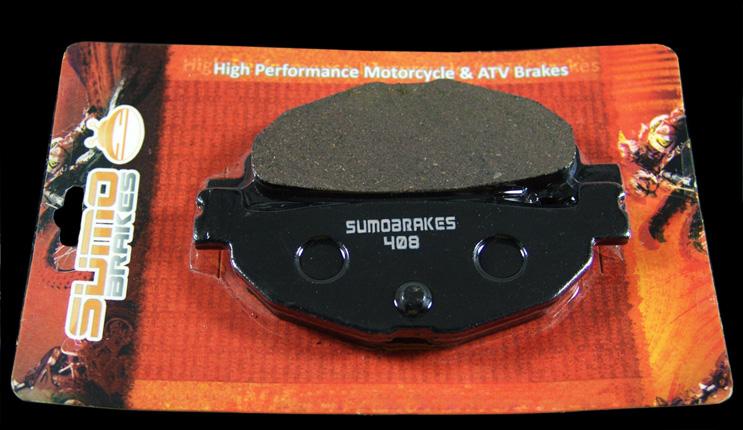 Yamaha Morphous Rear Brake Pads