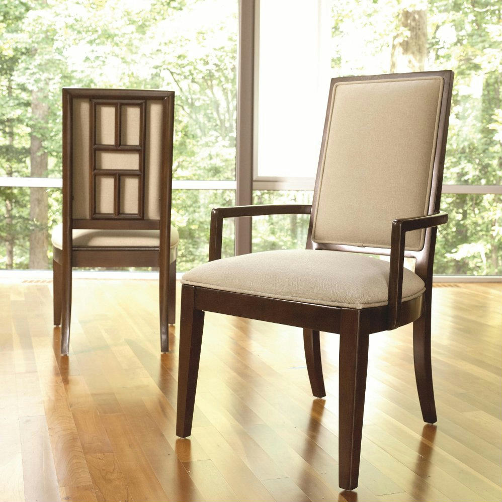 Thomasville Furniture Lantau 7 Pc Dining Table & Chairs
