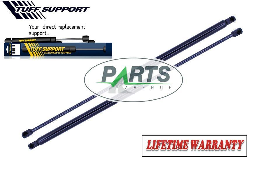 2 Rear Liftgate Hatch Lift Support Struts Prop Rod Tailgate Dampers Arms Springs