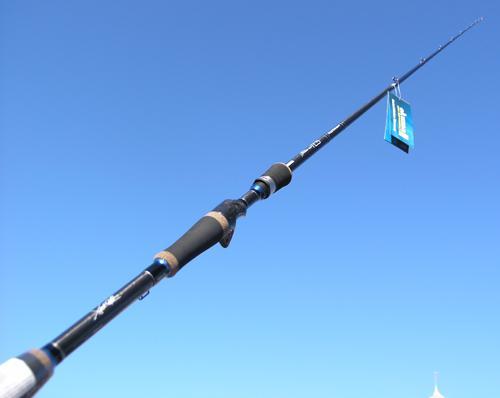 Okuma 7 39 heavy 12 20 scott martin 39 s tournament concept for Heavy fishing rod