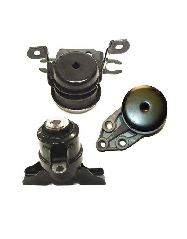 Engine Motor Mounts Front Right  and  Left Set 1.8 2.0 3.0 L For Audi VW