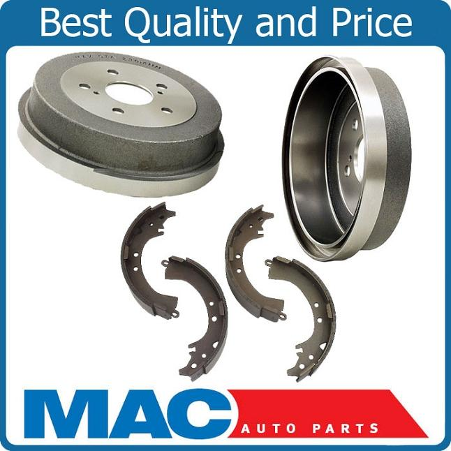 1999 Toyota Camry Brake Pads: Rear Brake Drum Drums Shoes Set For Toyota 92-01 Camry All
