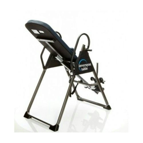 Ironman gravity 4000 inversion therapy table fitness for 1201 back therapy inversion table
