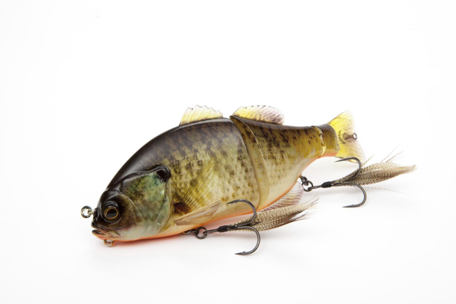 Jackall rt blue gill big bait gantarel bluegill ebay for Bluegill fishing lures