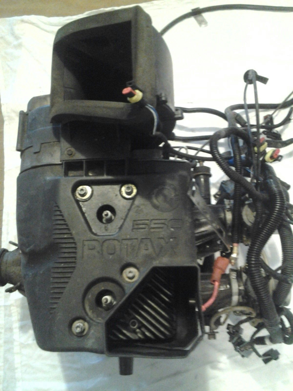 ski doo engine from 2010 gsx 550 fan ebay