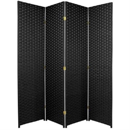 Oriental Furniture Low Cost Home Office Partition Divider 6 Feet Room Divider Ebay