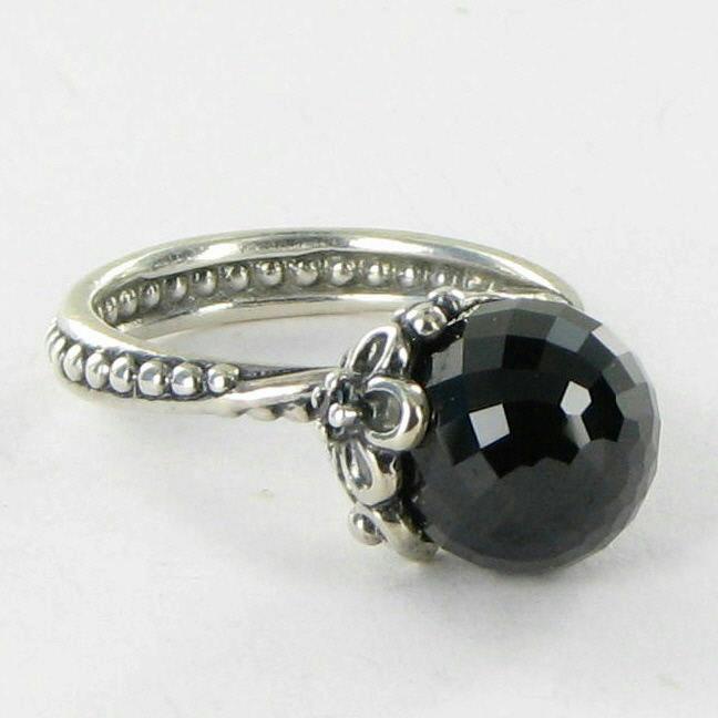 Pandora Garden Odyssey Silver Ring