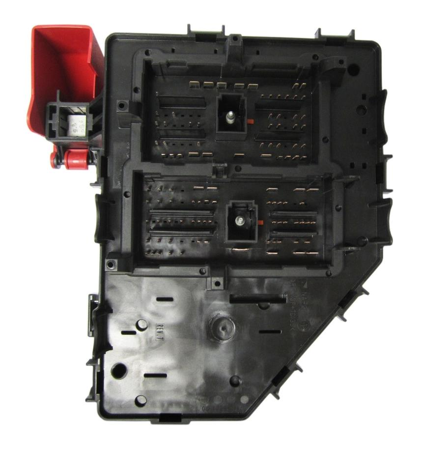 new oem gm 2009 enclave traverse acadia 3.6l v6 fuse and ... gm fuse panel 1975 gm fuse box