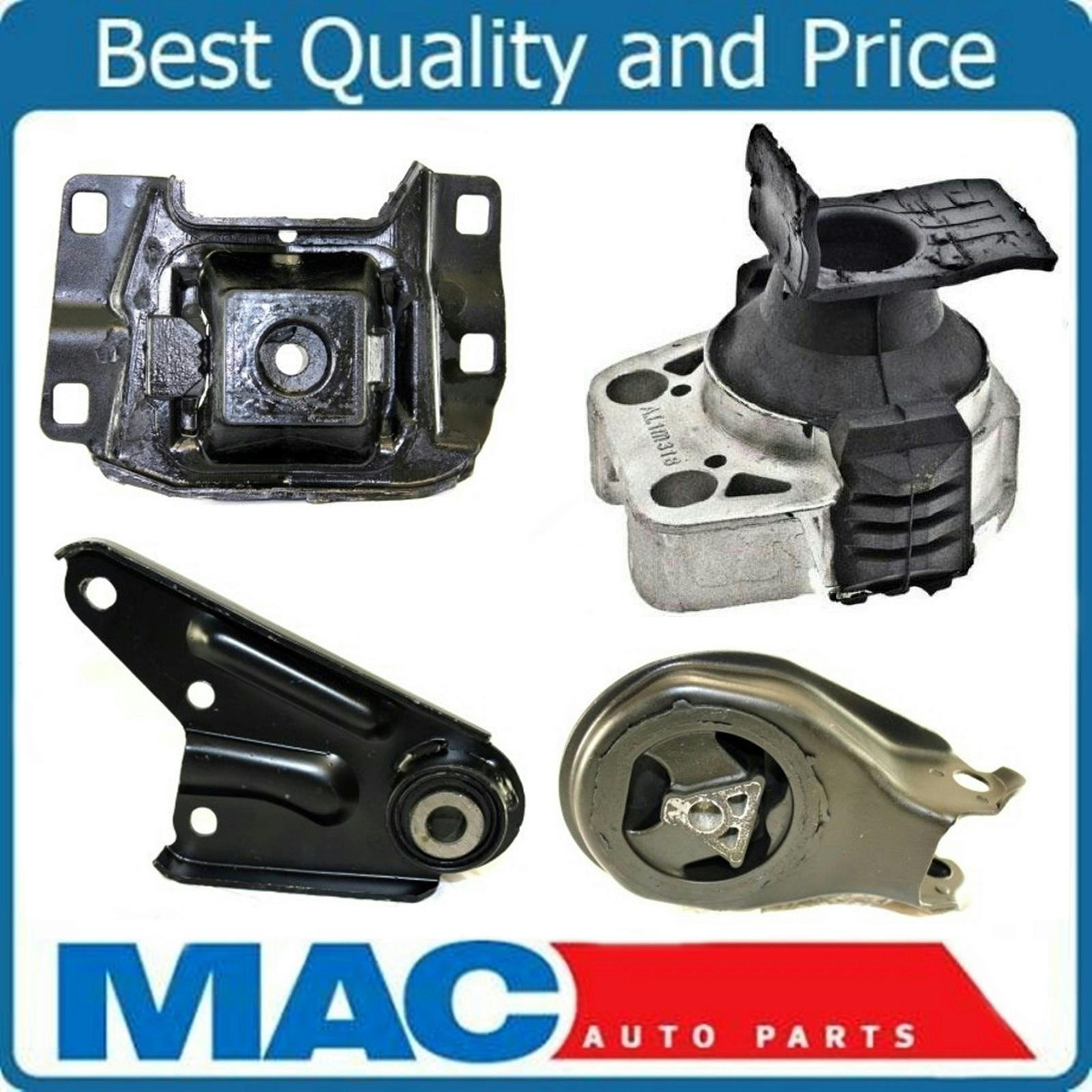 Engine Motor Mounts Rear Set Kit 2.0L 2.3L 2.5 L For Mazda 3 5