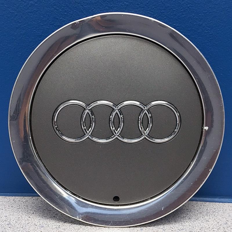 """'03 10 Audi A8 58776 Center CAP FOR 19"""" 12 Spoke Wheel"""
