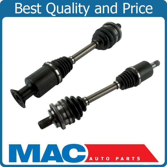 mercedes 4matic c240 c280 c320 c350 front set left right cv shaft complete axle ebay