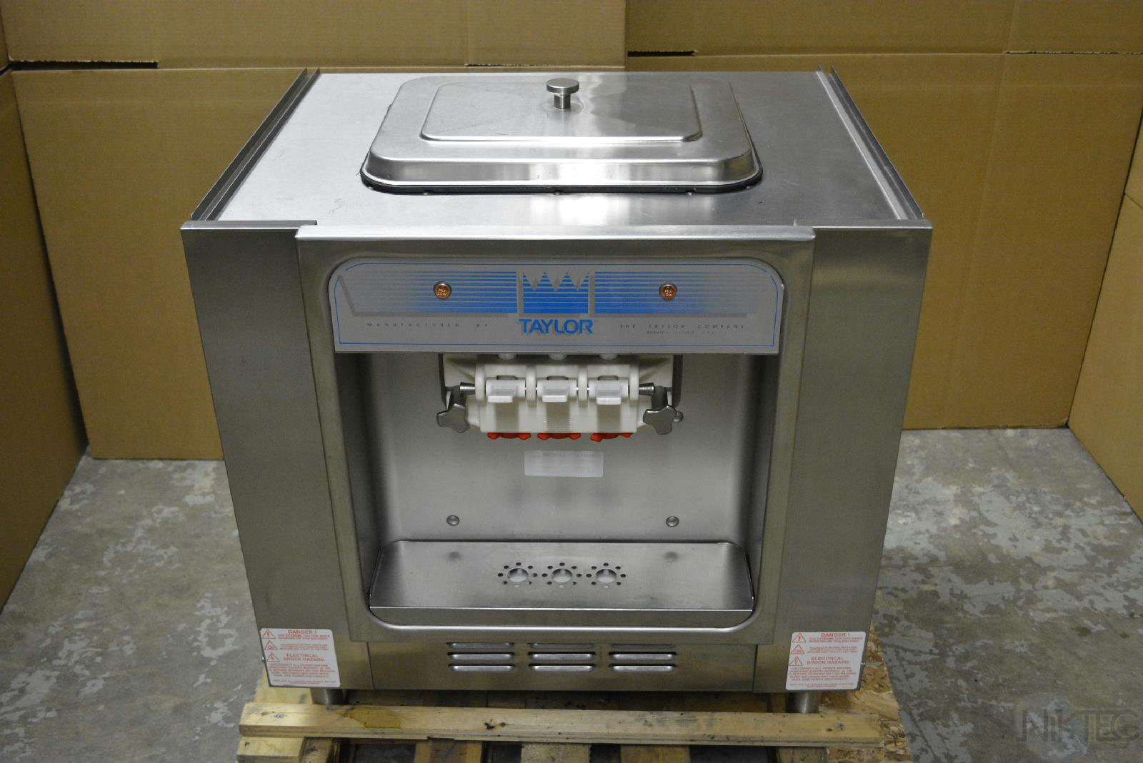 Counter Top Ice Cream Machine For Sale : Details about TAYLOR 162-27 Counter Top Soft Serve Ice Cream Machine