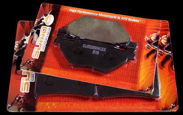 12-16 XP530A 08-12 XP500 FRONT REAR BRAKE PADS fits YAMAHA XP 500 530 Tmax