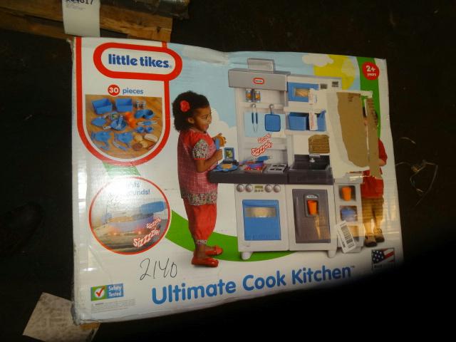 Little Tikes Ultimate Cook Kitchen $99 99  eBay -> Little Tikes Kuchnia Ultimate