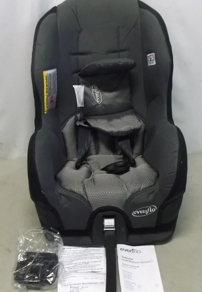 evenflo tribute lx convertible car seat saturn retails for ebay. Black Bedroom Furniture Sets. Home Design Ideas