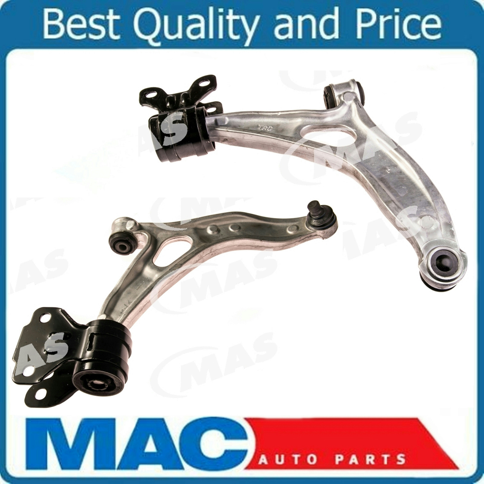 Pair Suspension Part Front Lower Control Arm and Ball Joint for 00-04 Ford Focus