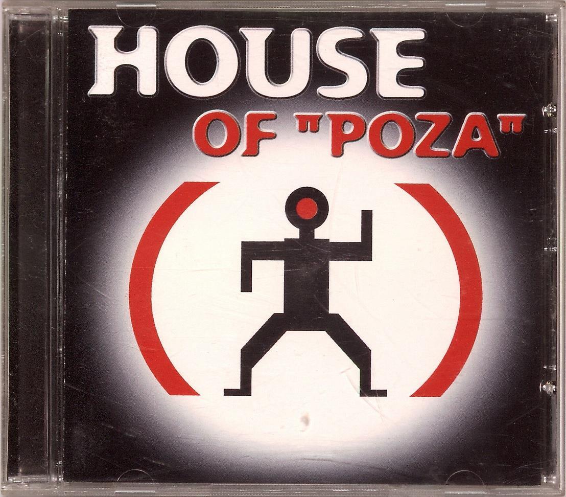 Cd 39 house of poza israeli dance music compilation on imp for House music 1998