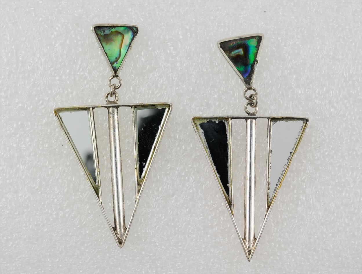 mirrored aviators  abalone mirrored