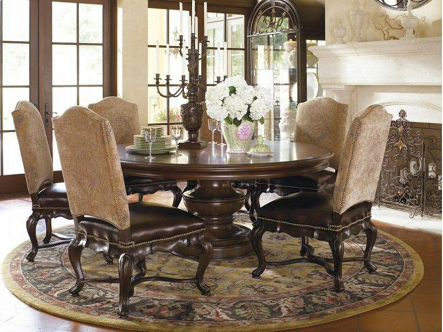 Thomasville dining room set prices home decor for Dining room tables thomasville