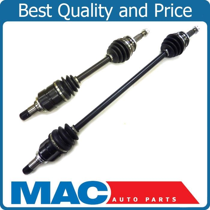 New Complete Front CV Axle Shaft Assembly LH Driver Side for Prius CT200h Plugin