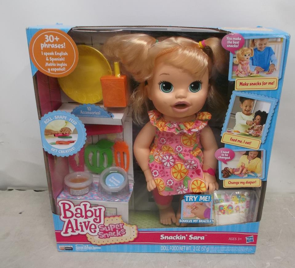 Baby Alive Super Snacks Pictures To Pin On Pinterest