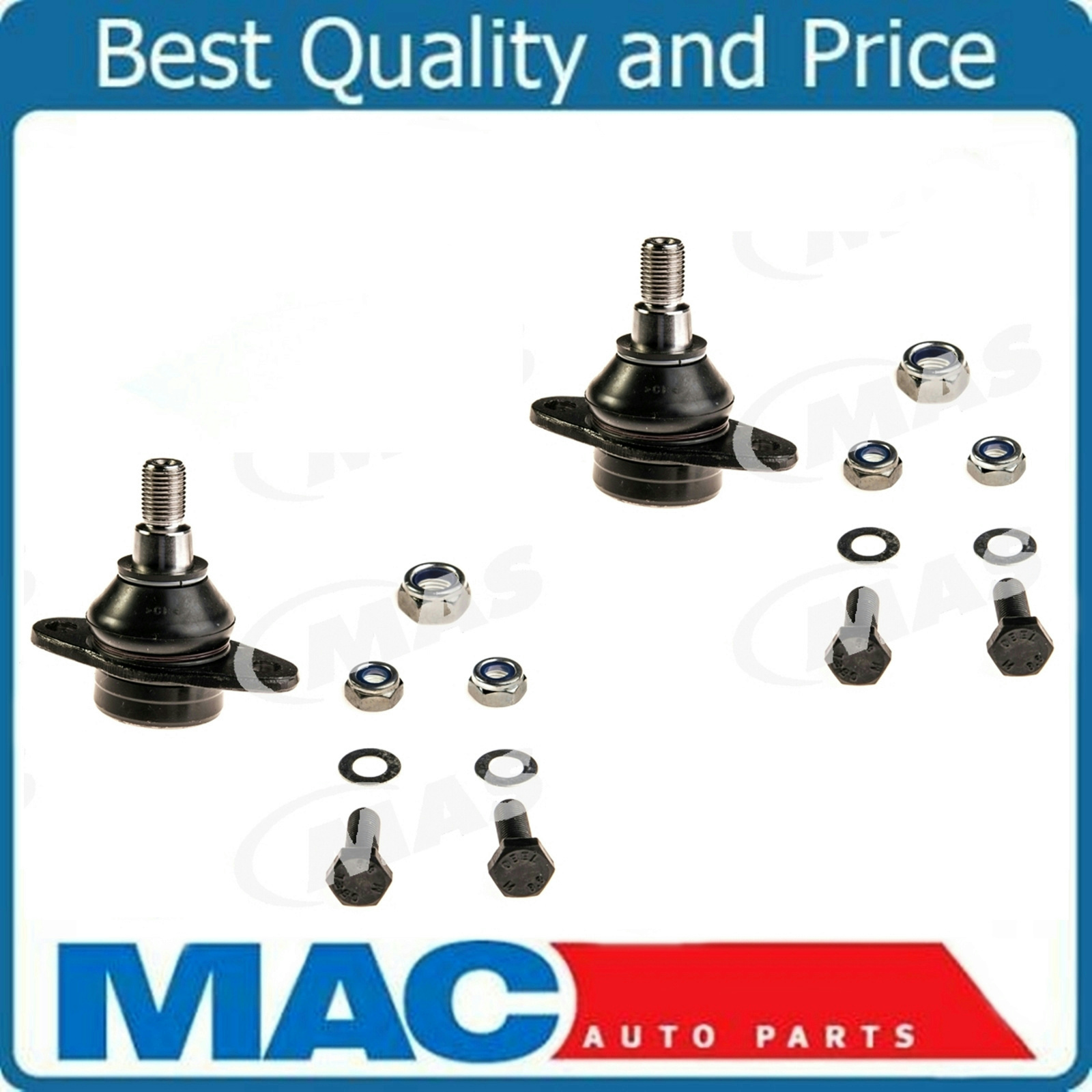 Front Lower Rearward Ball Joint Set For BMW 325xi 328i