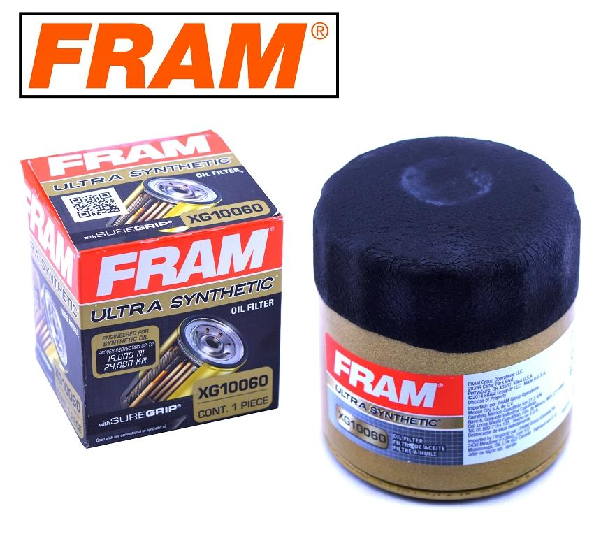 fram ultra synthetic oil filter - top of the line - fram's ... fram fuel filter specs fram fuel filters applications