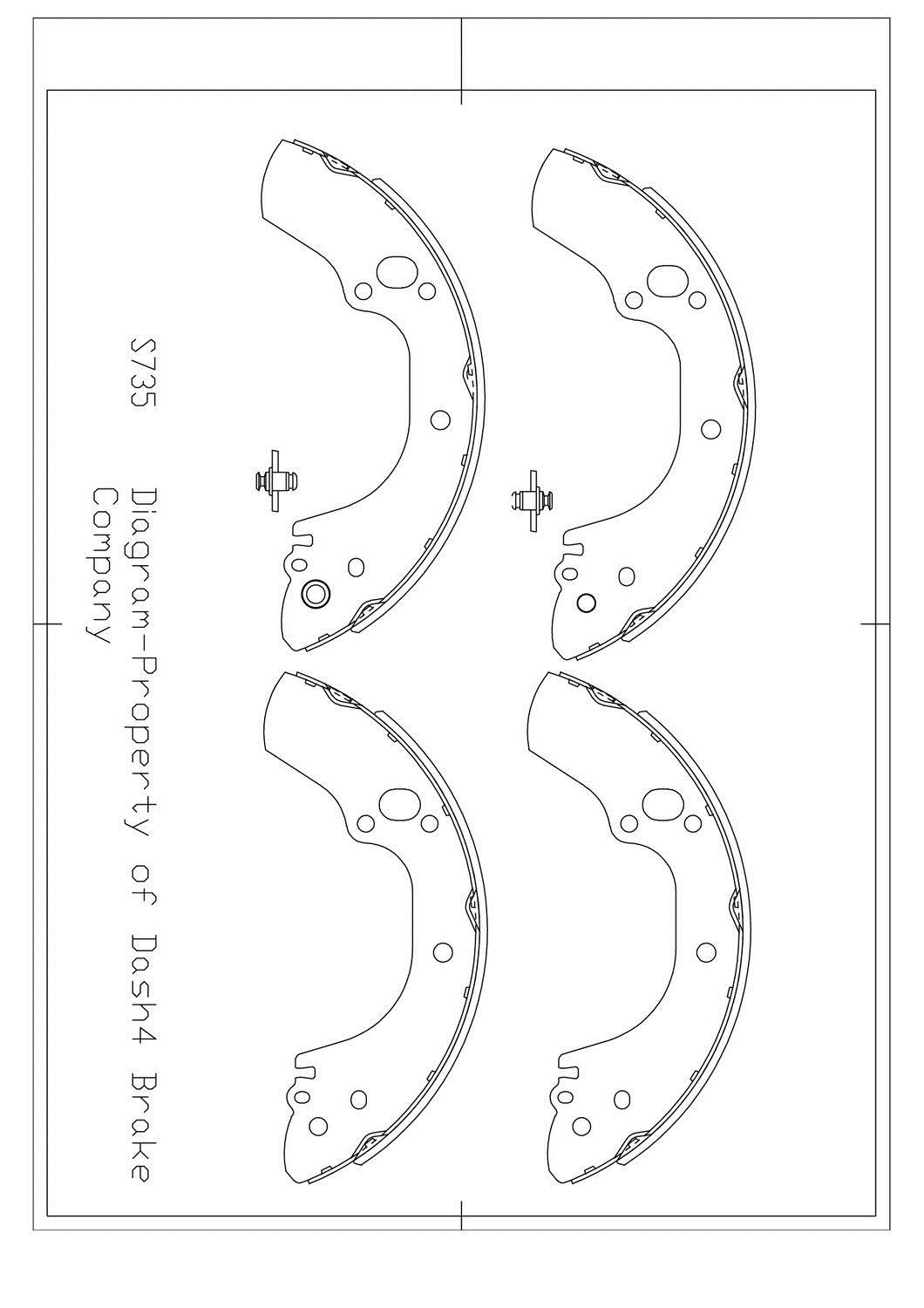 Hqdefault furthermore  furthermore Pm also New Rear Brake Shoes For Mitsubishi Triton Ml additionally O. on 2002 isuzu rodeo rear brake drums