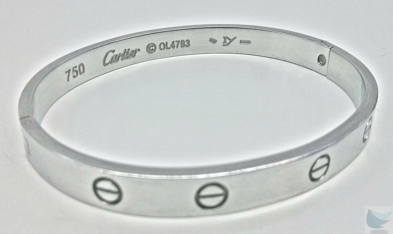 Cartier Bracelet Ol4783 The Best Ancg Of 2018