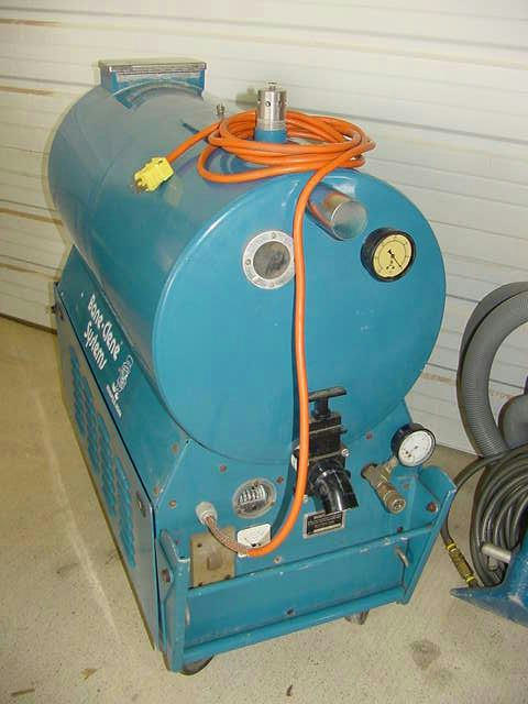Bane Clene Systems Electric Carpet Cleaning Vacuum Machine