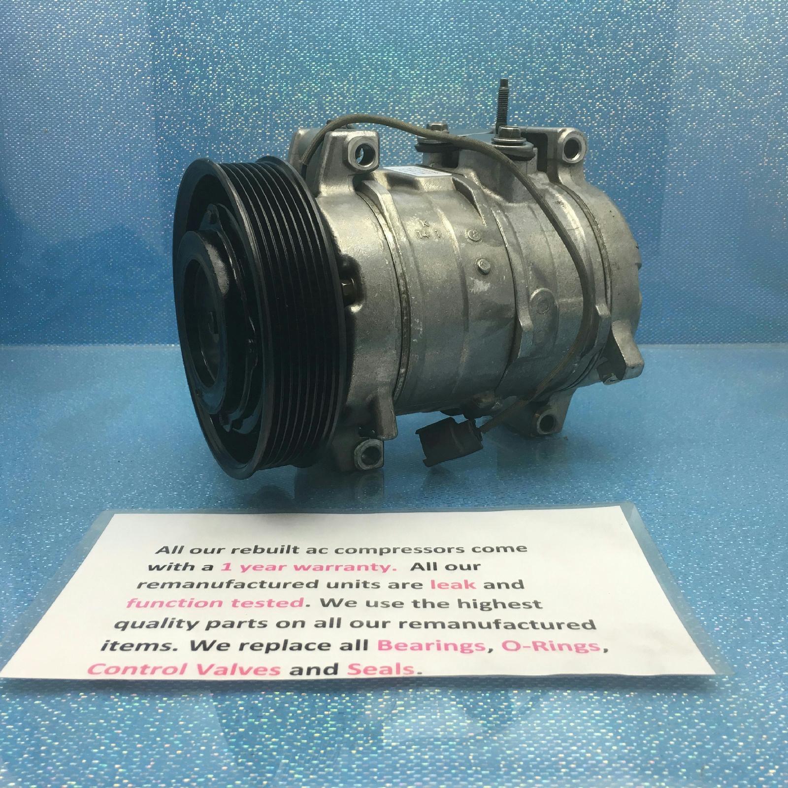 Ac Compressor For 2003
