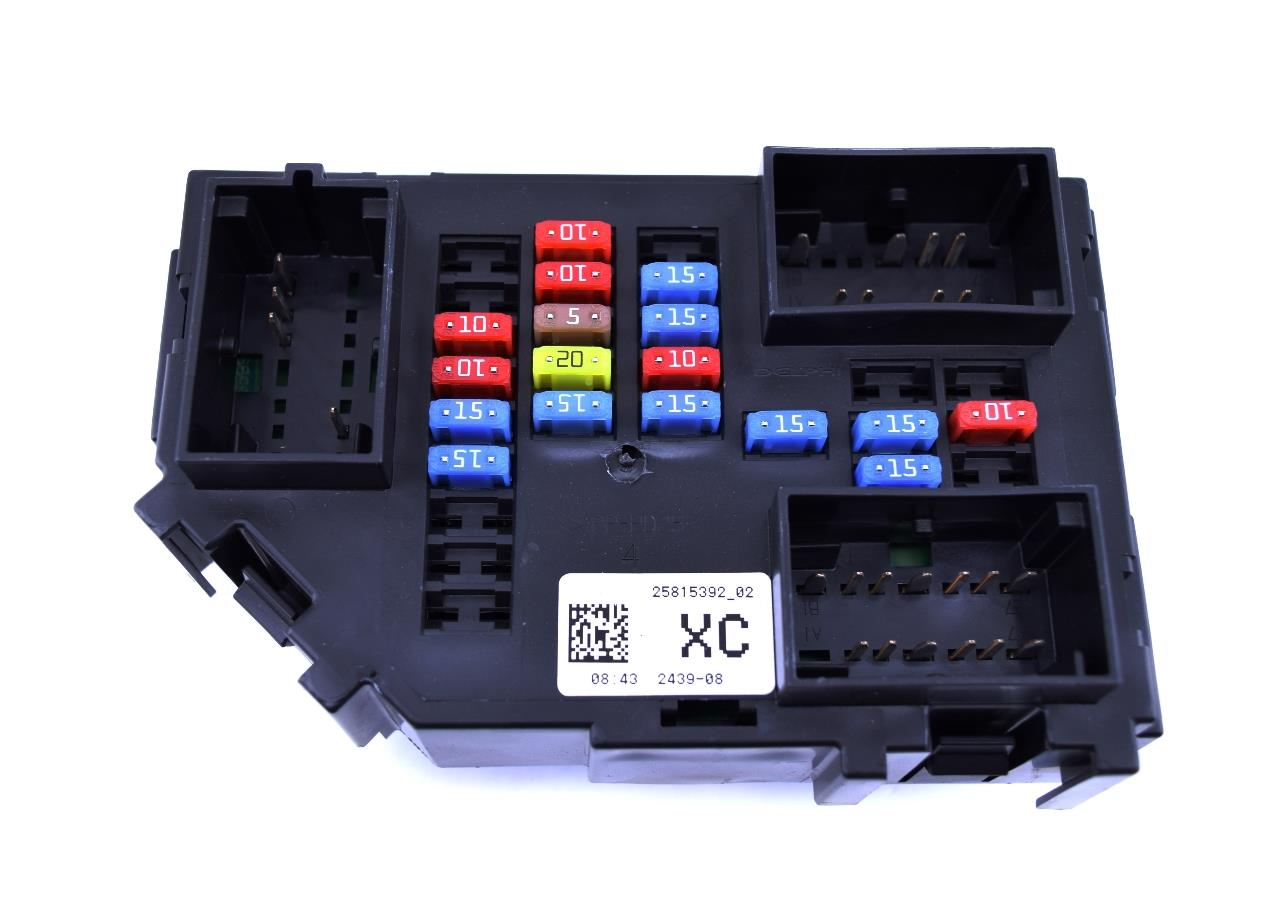 2007 chevy hhr fuse relay box new gm chevy silverado 2500hd fuse relay junction block ...