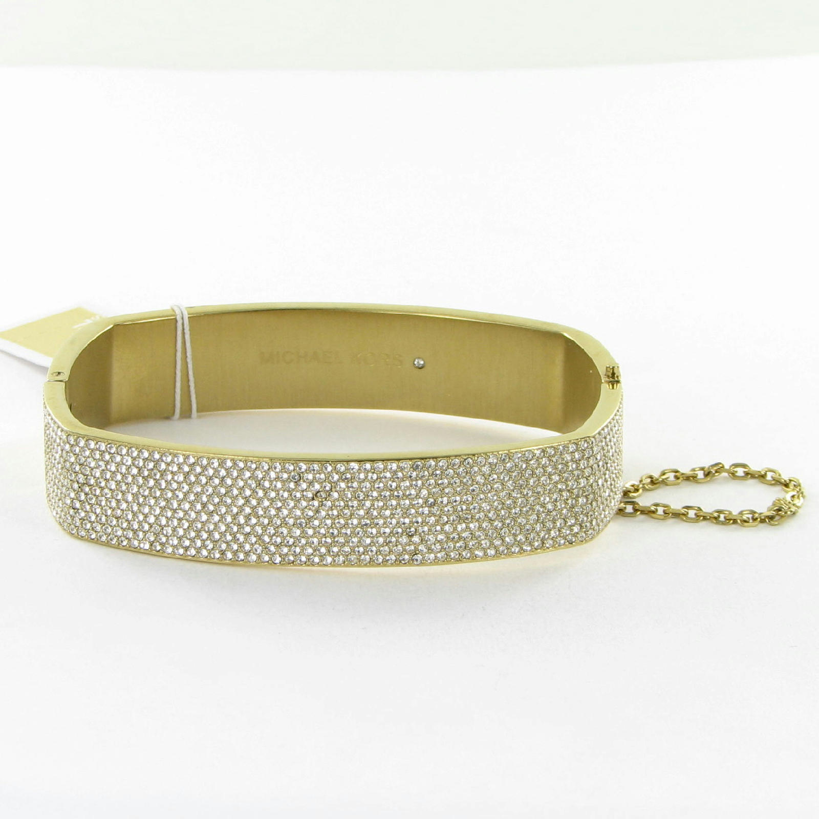michael kors bracelet brilliance statement pave crystal. Black Bedroom Furniture Sets. Home Design Ideas