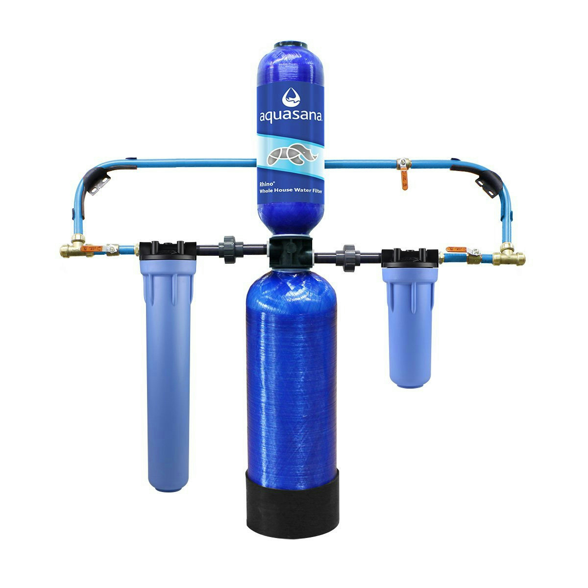 aquasana eq 1000 amzn whole house water filtration system retails 1 171 19 ebay. Black Bedroom Furniture Sets. Home Design Ideas